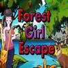Fuga della ragazza di foresta gioco