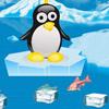 Cibo per i pinguini gioco