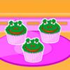Cupcakes di rana gioco