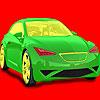 Colorazione auto piena velocità gioco