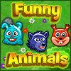 Animali divertenti gioco