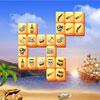 Pirati divertenti Mahjong gioco