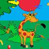 Avventura di giraffa gioco