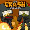 Andare soldato Crash gioco