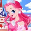 Splendida principessa reale gioco