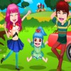 Viaggio di famiglia Happy Spring gioco