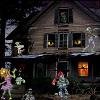 Casa infestata spaventoso gioco