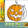 Halloween da colorare gioco