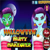 Halloween Party Makeover gioco