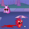 Happy Tree Friends vie di fuga antincendio gioco