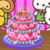 Ciao Kitty torta di compleanno gioco