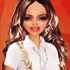 Jennifer il cantante Dressup gioco