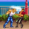 Karate Blazers gioco