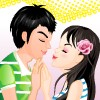 Kissing Couple Dressup gioco