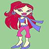 Lady Tanya da colorare gioco