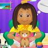 Little Daisy cura dei capelli gioco
