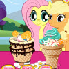 Little Pony Ice Cream gioco
