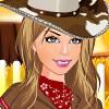 Piccolo Cowgirl armadio gioco