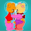 Lovely Bear Coloring gioco