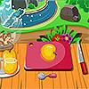 Rendere le mele al forno gioco