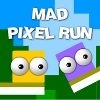 Pixel MAD Run gioco