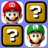 Gioco di Mario Bros memoria