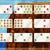 Dominoes Train messicano Oro gioco