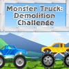 Monster Truck Demolition Challenge gioco