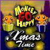 Monkey GO Happy - Xmas Time gioco