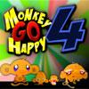 Scimmia andare felice 4 gioco