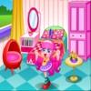 Nuova principessa camera da letto gioco