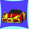 Nuova colorazione concept car gioco