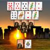 Old World Stones Solitaire gioco