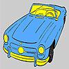 Più antica open top auto colorazione gioco