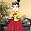 Oriental Girl Dress Up gioco