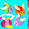 Painting Eggs 2 - Rossy Coloring Games gioco