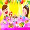 Festa di compleanno perfetto gioco