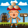 Pig Catching Eggs gioco