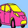 Colorazione rosa auto personali gioco