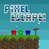 Fuga di pixel gioco