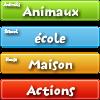 Giocare e imparare il francese gioco