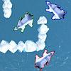 Orso polare da corsa gioco