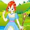 Principessa Bloom Dressup gioco