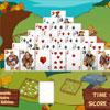 Pyramide Solitaire Farm Edition gioco
