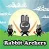 Arcieri di coniglio gioco
