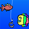Pesce arcobaleno gioco