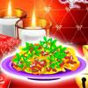 Rosso Natale Pasta gioco