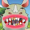 Rhino problemi ai denti gioco