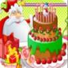 Santa Clauss deliziosa torta gioco