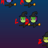 Scary Witch Typing gioco